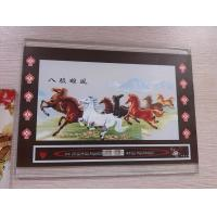 Wholesale YD-6090 double head glass tray inkjet print epson printer,glass printer machine from china suppliers