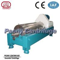 Wholesale Horizontal Nozzle Discharge Separator - Centrifuge For Sludge from china suppliers