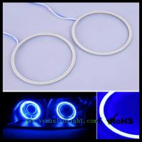 Wholesale Bright 2x BMW Style White 100mm 117leds SMD Car Angel Eyes Halo Ring Light from china suppliers