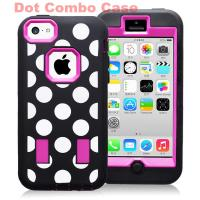 Wholesale Robot Hard Plastic & Silicon Case Combo Case For Iphone 5c Hybride Case Cover from china suppliers