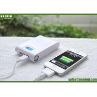 Wholesale High Capacity Dual USB18650 Battery Power Bank For Mobile Phones from china suppliers