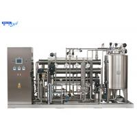 Wholesale 1000lph Pharmaceutical Water Treatment RO Purification with Active Carbon Filter from china suppliers