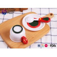 Quality OEM Custom Plastic Toys Childrens Plastic Pots And Pans Tea Cup With Saucer for sale
