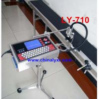 Wholesale logo printing machine/LY-710 inkjet printer/inkjet printer date code from china suppliers