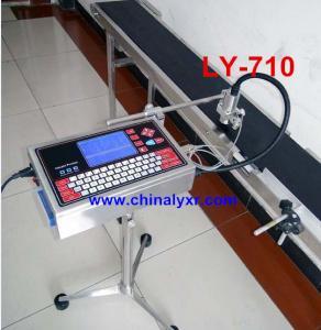 Wholesale logo printing machine/LY-710 inkjet printer/inkjet printer date code from china suppliers