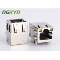 Wholesale Tap Up 10 / 100 Base-tx RJ45 Connector with Transformer for  Router from china suppliers