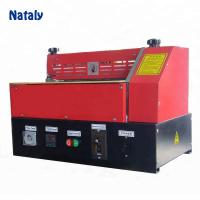 Wholesale Nataly Hot Sale 300mm 400mm Hot Melt Glue Machine Roll Glue Coating Machine from china suppliers