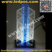 Wholesale Tabletop LED Edge Lit Sign from china suppliers