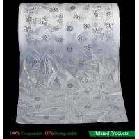 Buy cheap Film Biodegradable Compost Bags , Biodegradable Packaging Bags For Baby Breathable Back Sheet from wholesalers