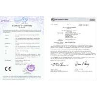Shenzhen Aonixun Technology Co., Ltd Certifications
