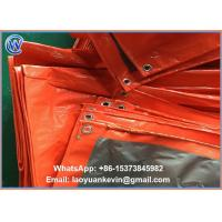Buy cheap Hot Selling 260gsm car covering cloth pe tarpaulin Waterproof Cover in rain from wholesalers