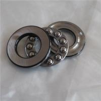 Wholesale Chrome steel GCr15 Cylindrical Roller Thrust Bearing 51101 , high precision from china suppliers