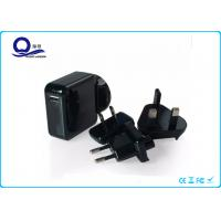 Wholesale Qualcomm Quick Charge 2.0 USB Travel Charger , Detachable Plug USB Power Adapter Chrager from china suppliers
