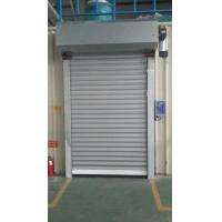 Wholesale Intelligence Automatic Roller Door In Wind Load Areas , Industrial Roller Door from china suppliers