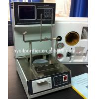Wholesale GD-2806G Automatic Ring and Ball Softening Point Apparatus by ASTM D36 from china suppliers