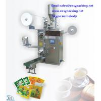 Wholesale price tea bag packing machine , small tea bag packing machine , automatic tea bag packing machine from china suppliers