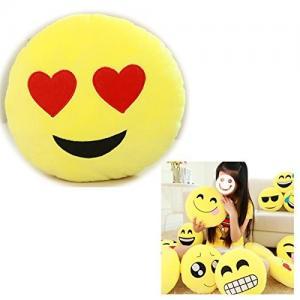 Emoji pillow  Emoji cushion
