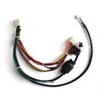 Wholesale PVC Insulation Auto Stereo Wiring Harness Customized Copper Conductor from china suppliers
