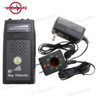 Wholesale Superior Sensitivity RF Bug Detector , Cell Phone Signal Detector Asoustic Display from china suppliers