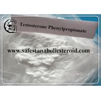 Wholesale Testosterone Phenylpropionate Anabolic Steroid Hormones For Muscle Building from china suppliers