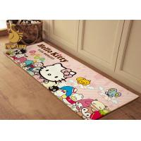Wholesale Custom Living Spaces Area Rugs / Soft Area Rugs For Living Room 100% Polyester from china suppliers