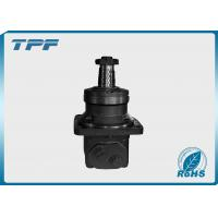 Wholesale BMTW / OMTW 4 - Bolts Hydraulic Wheel Drive Motors With Wheel Flange Cone Shaft from china suppliers