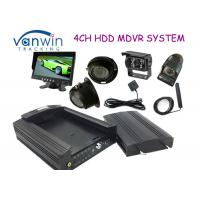 Wholesale 3G HD HDD Mobile DVR hidden security cameras system for Taxi management from china suppliers