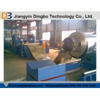 Wholesale Hydraulic Cutting Steel Slitting Line , 600-1300mm Coil Width from china suppliers