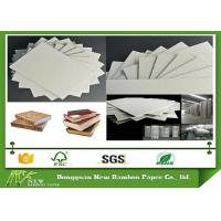 Wholesale 1100g / 1.78mm 100% Recycled Grey Cardboard for Bookcover / Arch file from china suppliers