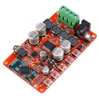 Buy cheap 4Layers 94v0 HASL FR4 Printed circuit board assembly for Bluetooth digital amplifier board from wholesalers