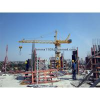 Wholesale QT10 Smaller Inner Climbing Tower Crane 6m Jib Length 1t Load Capacity from china suppliers
