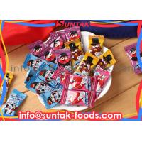 Wholesale Flow Pack Chewy Milk Candy , White Chewy Coffee Candy Custom Flavor from china suppliers
