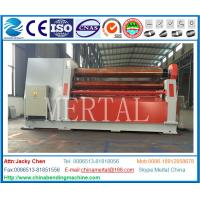 Wholesale HOT! MCLW11H Lower roller arc down adjustable plate rolling machine,bending machine from china suppliers
