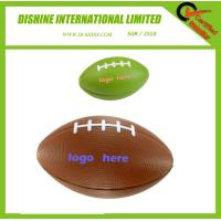 Wholesale Football shaped stress reliever from china suppliers