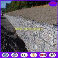 Wholesale 1mx2mx1m Professional Galvanized/PVC Coated Gabion Wall from china suppliers
