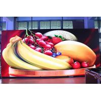 Wholesale Super Clear Small Pitch P1.56 full hd led display board Perfect 16 / 9 Screen Ratio from china suppliers