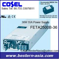 Buy cheap Cosel FETA2500B-36 36V 55A 2000W power supply from wholesalers