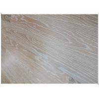 Quality Oak Engineered white Grain, UV lacquer, HDF engineered flooring, 3-layer, UV lacquer for sale