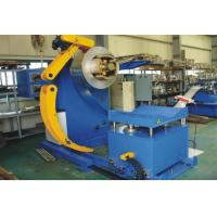 Wholesale 12 Ton Hydraulic Cutting Z / C Channel Purlin Roll Forming Machine With 17 Forming Station from china suppliers