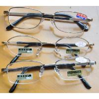 Wholesale Man′s Woman′s Metal Reading Glasses Readers from china suppliers