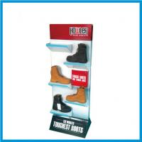 Wholesale Wooden Display Stand for Promotion of Nike Shoes from china suppliers