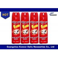 Wholesale OEM Aerosol Insecticide 400ml Knockout Insect Mosquito Spray Killer Water Based from china suppliers