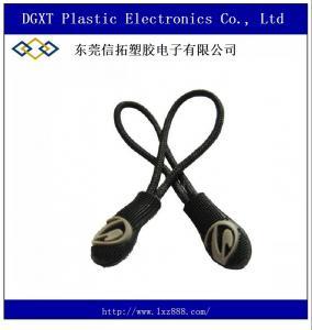Quality zipper puller, zipper slider, zipper pull, nylon zipper for sale