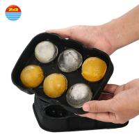 China Hot Sale Silicone Ice Ball Molds on sale