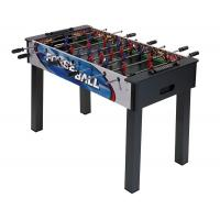 Wholesale MDF 4FT Soccer Table With Colorful Player , Easy Assembly Professional Foosball Table from china suppliers