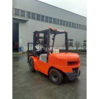 Wholesale FD40T CPCD40 2stage 3m full free container mast 4t diesel forklift with 1070mm fork length and chinese engine from china suppliers