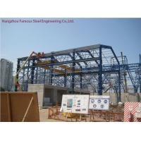 PEB Industrial Steel Framed Buildings Easy Erection For Mining Storage