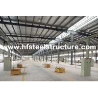 Wholesale Welding, Braking Structural Industrial Steel Buildings For Workshop, Warehouse And Storage from china suppliers