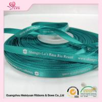 Wholesale Single Side Little Custom Printed Ribbon 3mm OEM / ODM Available from china suppliers