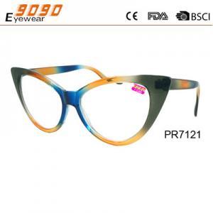 fashionable reading glasses power range 1 0 to 4 00 made